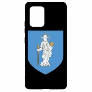 Samsung S10 Lite Case Olsztyn coat of arms