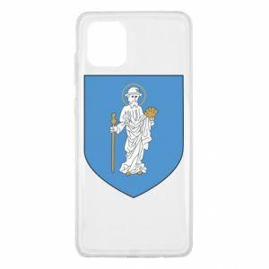 Samsung Note 10 Lite Case Olsztyn coat of arms