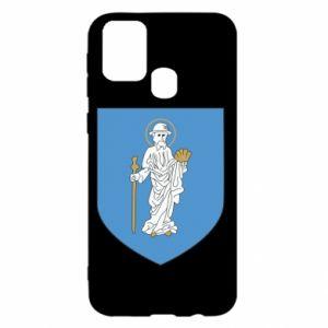 Samsung M31 Case Olsztyn coat of arms