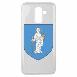 Samsung J8 2018 Case Olsztyn coat of arms