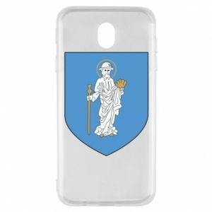 Samsung J7 2017 Case Olsztyn coat of arms