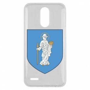Lg K10 2017 Case Olsztyn coat of arms