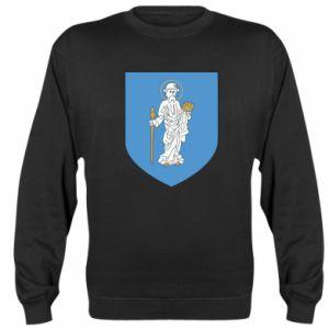 Sweatshirt Olsztyn coat of arms