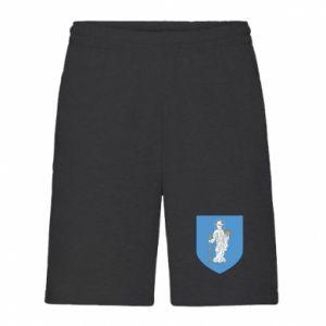 Men's shorts Olsztyn coat of arms