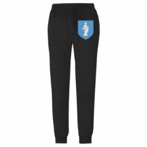 Męskie spodnie lekkie Olsztyn herb