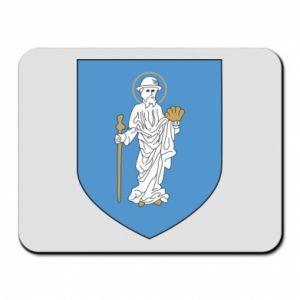 Mouse pad Olsztyn coat of arms