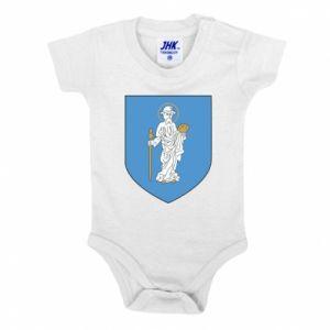 Baby bodysuit Olsztyn coat of arms