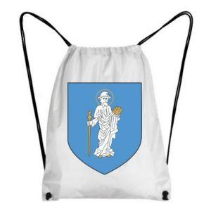 Backpack-bag Olsztyn coat of arms