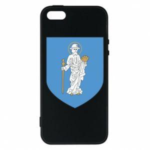 Phone case for iPhone 5/5S/SE Olsztyn coat of arms
