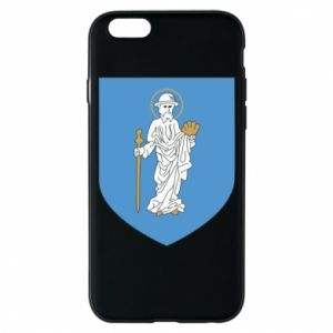 Phone case for iPhone 6/6S Olsztyn coat of arms