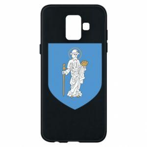 Samsung A6 2018 Case Olsztyn coat of arms
