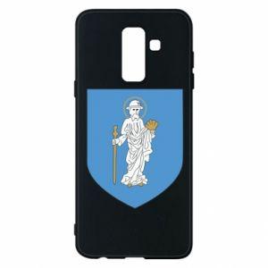 Samsung A6+ 2018 Case Olsztyn coat of arms