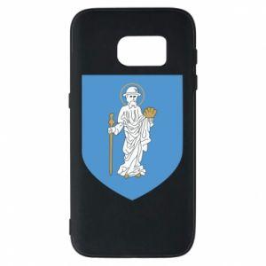 Phone case for Samsung S7 Olsztyn coat of arms