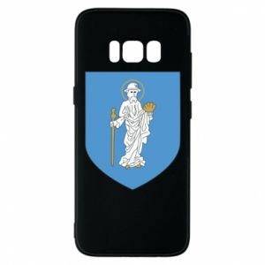 Phone case for Samsung S8 Olsztyn coat of arms