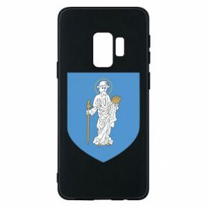 Phone case for Samsung S9 Olsztyn coat of arms
