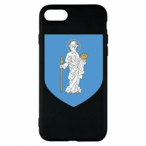 Phone case for iPhone 8 Olsztyn coat of arms