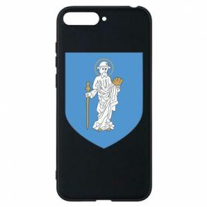 Huawei Y6 2018 Case Olsztyn coat of arms
