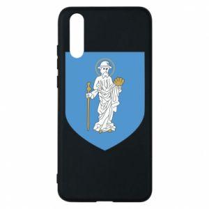 Phone case for Huawei P20 Olsztyn coat of arms