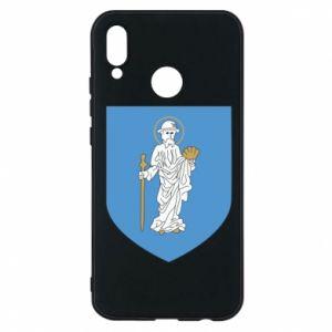 Phone case for Huawei P20 Lite Olsztyn coat of arms