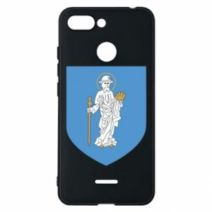 Phone case for Xiaomi Redmi 6 Olsztyn coat of arms