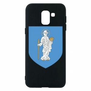 Samsung J6 Case Olsztyn coat of arms