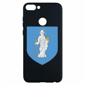 Huawei P Smart Case Olsztyn coat of arms