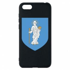 Huawei Y5 2018 Case Olsztyn coat of arms