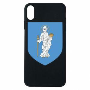 iPhone Xs Max Case Olsztyn coat of arms
