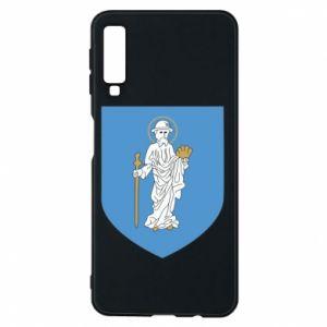 Samsung A7 2018 Case Olsztyn coat of arms