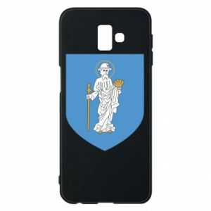 Phone case for Samsung J6 Plus 2018 Olsztyn coat of arms