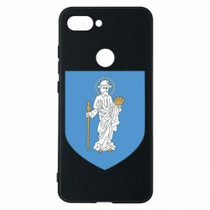 Phone case for Xiaomi Mi8 Lite Olsztyn coat of arms