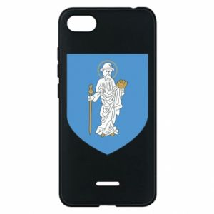 Phone case for Xiaomi Redmi 6A Olsztyn coat of arms