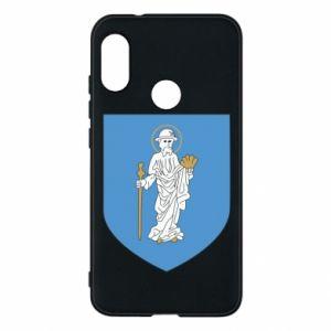 Phone case for Mi A2 Lite Olsztyn coat of arms