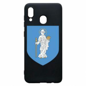 Samsung A20 Case Olsztyn coat of arms