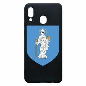 Samsung A30 Case Olsztyn coat of arms