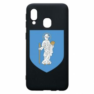 Samsung A40 Case Olsztyn coat of arms
