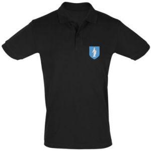 Men's Polo shirt Olsztyn coat of arms