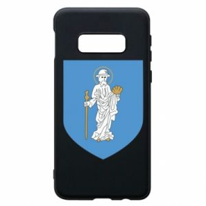 Phone case for Samsung S10e Olsztyn coat of arms
