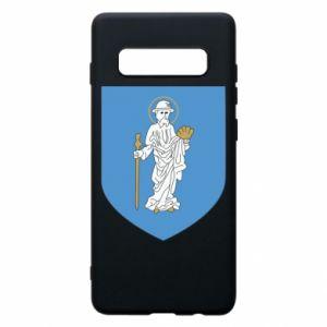 Phone case for Samsung S10+ Olsztyn coat of arms