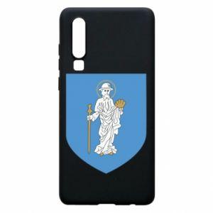 Phone case for Huawei P30 Olsztyn coat of arms
