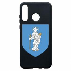 Phone case for Huawei P30 Lite Olsztyn coat of arms