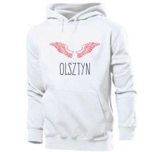 Męska bluza z kapturem Olsztyn