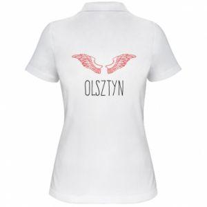 Damska koszulka polo Olsztyn