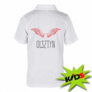 Dziecięca koszulka polo Olsztyn
