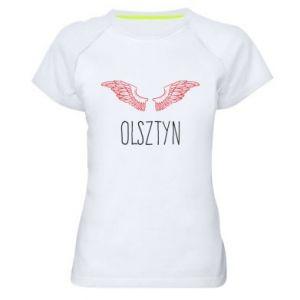 Damska koszulka sportowa Olsztyn