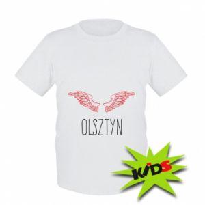 Koszulka dziecięca Olsztyn