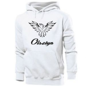 Men's hoodie Olsztyn openwork eagle