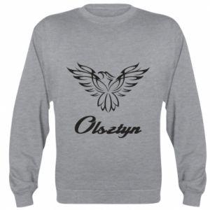 Bluza (raglan) Olsztyński ażurowy orzeł