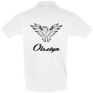 Koszulka Polo Olsztyński ażurowy orzeł