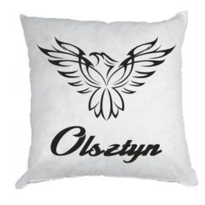 Poduszka Olsztyński ażurowy orzeł